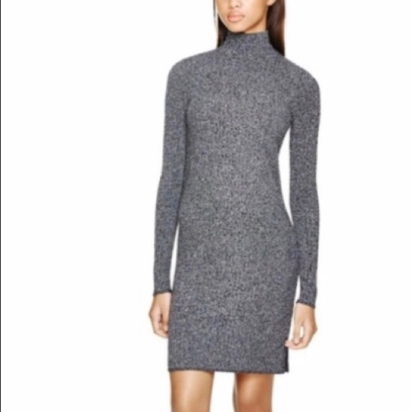 Wilfred free sz xs Mariel dress in black grey